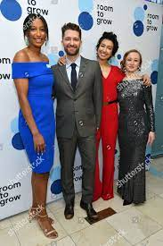 Akilah King Matthew Morrison Renee Morrison Allyson Editorial Stock Photo -  Stock Image | Shutterstock