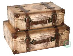Old Suitcases Vintage Suitcases Adorable Home