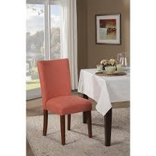 kitchen dining room chairs homepop mango c textured parson chair set of 2