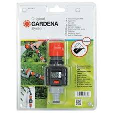 garden hose flow meter. Image Is Loading ORIGINAL-GARDENA-SMART-FLOW-WATER-METER-DIGITAL-ELECTRONIC- Garden Hose Flow Meter R