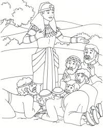 pharoh's dreams | Patriarch Joseph Coloring Pages | Joseph ...