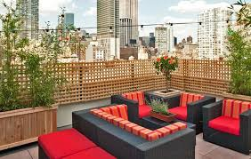 roof garden design hotel. fashionable luxury hospitality interior design hilton fashion 26 hotel nyc rooftop garden roof i