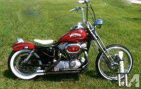 harley davidson sportster chopper bobber for sale in brooksville