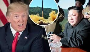 Image result for کرهشمالی: حمله اتمی وحشتناک به آمریکا پاسخ ما به تهدیدات اتمی ترامپ خواهد بود