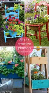 Diy Planters How To Turn Anything Into A Planter 32 Creative Diy Planter