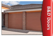 b d garage doors