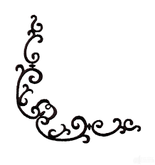 Easter Corner Decoration 1 Embroidery Design