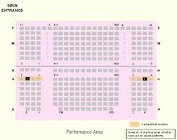 Agganis Arena Seating Chart Luxury New World Stages Seating
