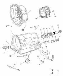 2006 jeep mander transmission case related parts thumbnail 3