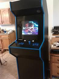 diy challenge custom built arcade emulator cabinet