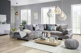 Wohnlandschaft L Form Silber Haus 2021 In 2019