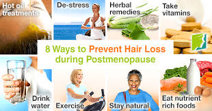 8 ways to prevent hair loss during