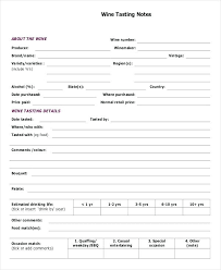 Best Of Wine Wine Tasting Order Form Template New Avery Template