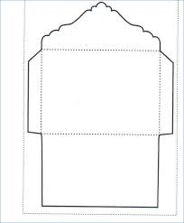 C6 Envelope Template Ws Designs Tempting Templates 5x7
