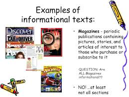 What Is Expository Text Informational Text Definition Informational Text Definition