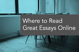 where to great articles essays online required reading where to great articles essays online