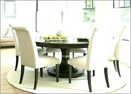 modern round white dining table with lazy susan outdoor chairs kitchen home improvement charming