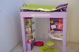 how to make a ag doll bed setting up my american girl house pillow bedding for