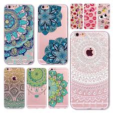 iphone 7 cases for girls. case for iphone 7 6 6s 5 5s se transparent cases sexy girl lips floral paisley iphone girls k