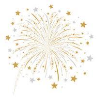 new years fireworks white background. Firework Design On White Background Inside New Years Fireworks