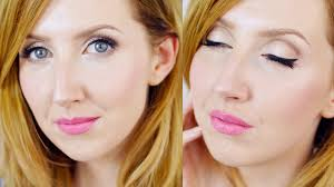 ellie goulding fresh and pretty makeup tutorial