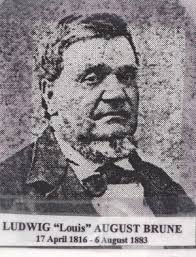 Ludwig August Brune (1816-1883) | WikiTree FREE Family Tree