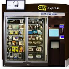 Best Buy Express Vending Machine