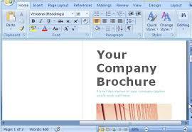 online word templates free online brochure templates microsoft word free word templates