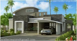 single story house plans kerala style homeca