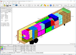 truck and container loading software