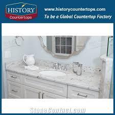 river white granite bathroom countertops