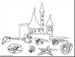 Small Picture Beach Umbrella Coloring Page