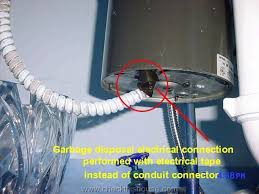 garbage disposal wiring solidfonts how to install a garbage disposal bob vila