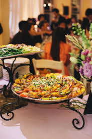 Wedding Meal Planner Wedding Wednesdays Q A How Much Wedding Food Is Too Much Food