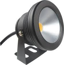 Outdoor Black 10w Underwater Led Waterproof Light 12v Outdoor