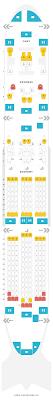 787 Dreamliner Seating Chart Seatguru Seat Map Etihad Seatguru