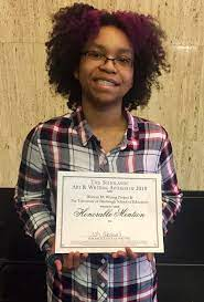 MAHS Senior Receives Honorable Mention in Regional Writing Contest for  Third Consecutive Year - Moon Area High School