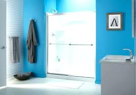 glamorous shower glass cleaner cleaning vinegar how to clean a door doors dirty tracks