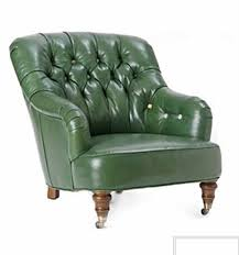 wonderful reading chair showing green leather chair with brown wooden legs awesome most comfortable reading