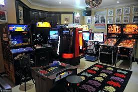 gaming man cave. Man Cave Game Classic Retro Games Room Video Gaming