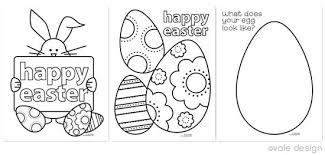 Free Printable Happy Easter Coloring Pictures