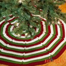 Christmas Tree Skirt Crochet Pattern Classy 48 Crochet Christmas Tree Skirts