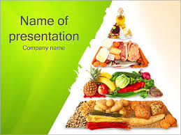 Powerpoint Templates Food Food Pyramid Powerpoint Template Backgrounds Google Slides Id
