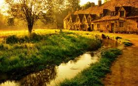 outdoor backgrounds. House Stream Outdoor Streams Nature Desktop Backgrounds Detail F