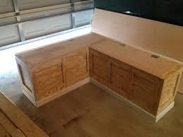 sofa diy kitchen benches