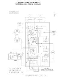 Cme250watercooledwiringa refrigerator wiring diagram fridge with ice maker for scotsman machine diagrams amana wires electrical system