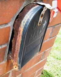 brick mailbox flag. Interesting Brick Thin Mail Inserts Wear Out And Become A Serious Problem With Brick Mailbox  In Brick Mailbox Flag N