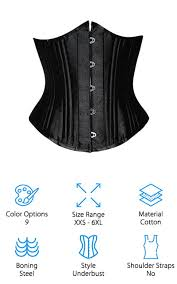 Yianna Waist Trainer Size Chart 10 Best Waist Shapers 2019 Buying Guide Geekwrapped