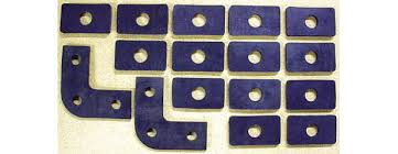chevy parts body to frame hardware chevs of the 40s chevrolet parts body mounting pads set body to frame