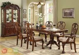 image is loading brussels traditional formal dining room set 9 piece